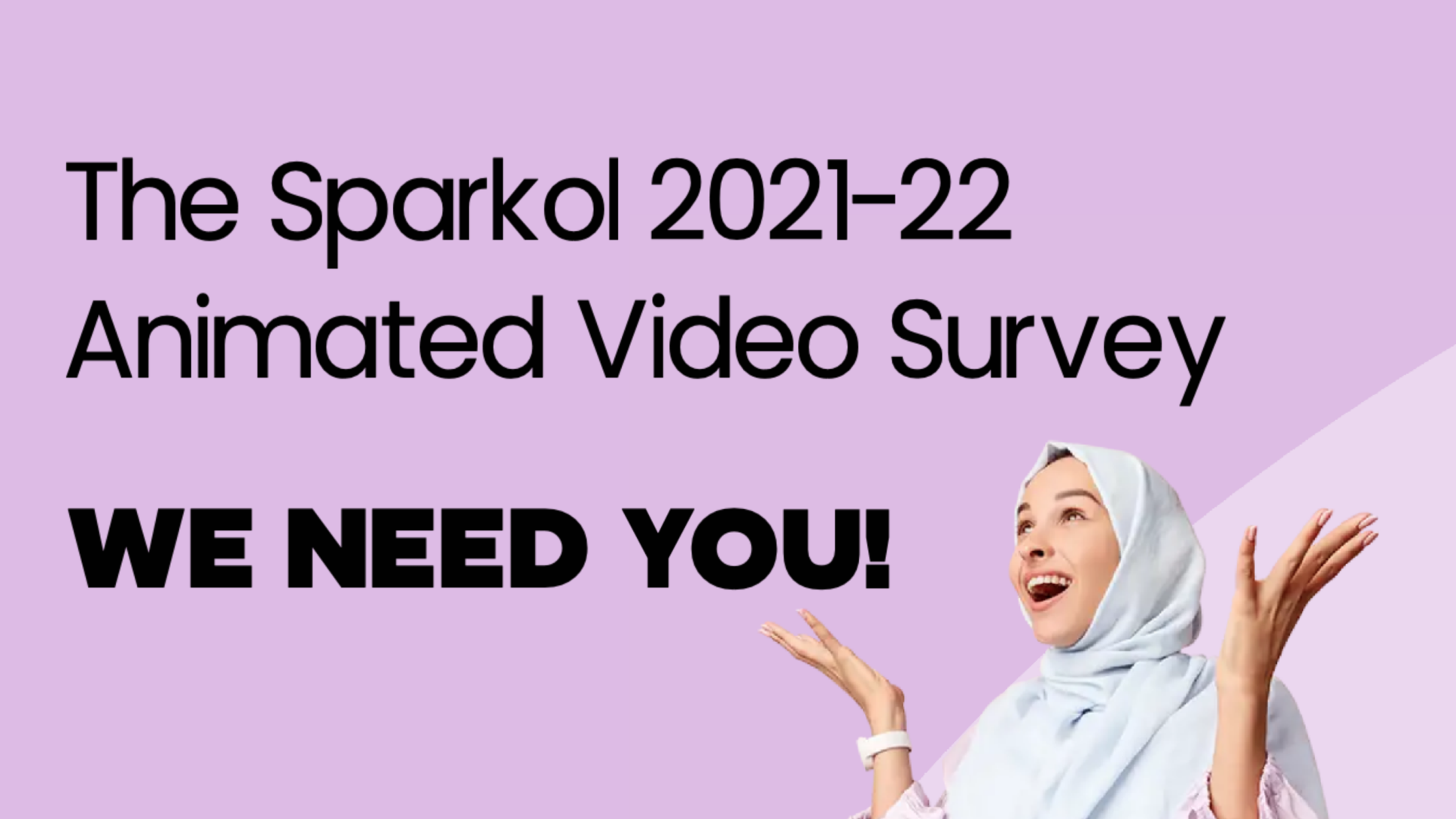 Sparkol animated video survey